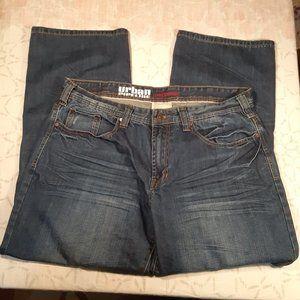 Urban Pipeline loose fit straight leg jeans 37x30